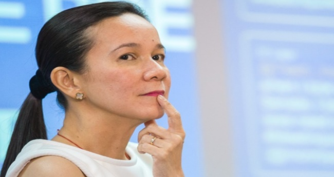 Sen. Grace Poe Files Candidacy