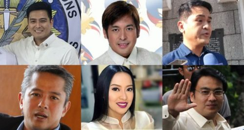 election 2019 celebs coc