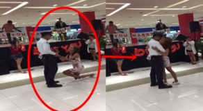 Loving Girlfriend's Marriage Proposal To Security Guard BF Elicits Comments Online