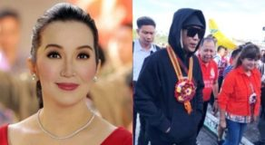 Kris Aquino Breaks Silence On Vice Ganda's Photo With Imee Marcos