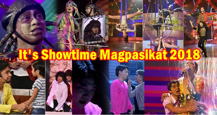 Magpasikat 2018 of It's Showtime