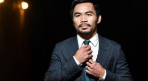 Manny Pacquiao To Speak At Oxford, Netizens Wrote Mocking Comments