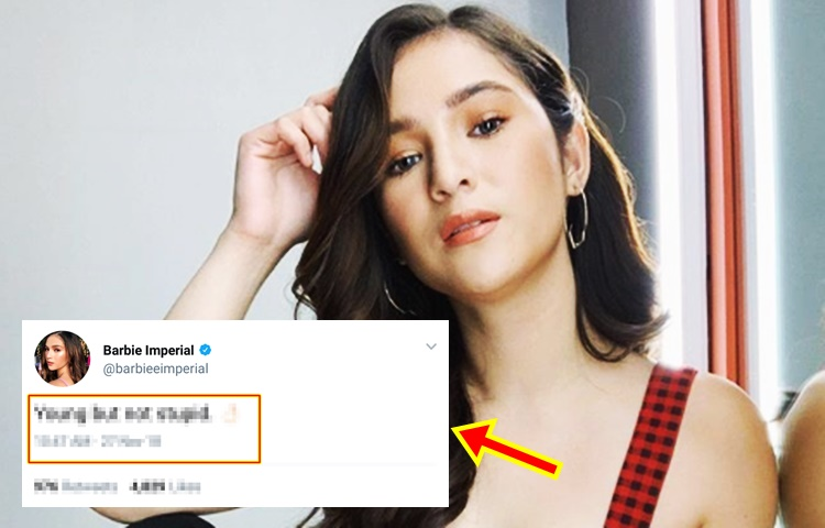 Barbie Imperial Controversial Post