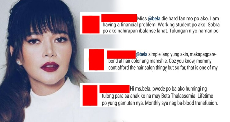 Bela Padilla Replies