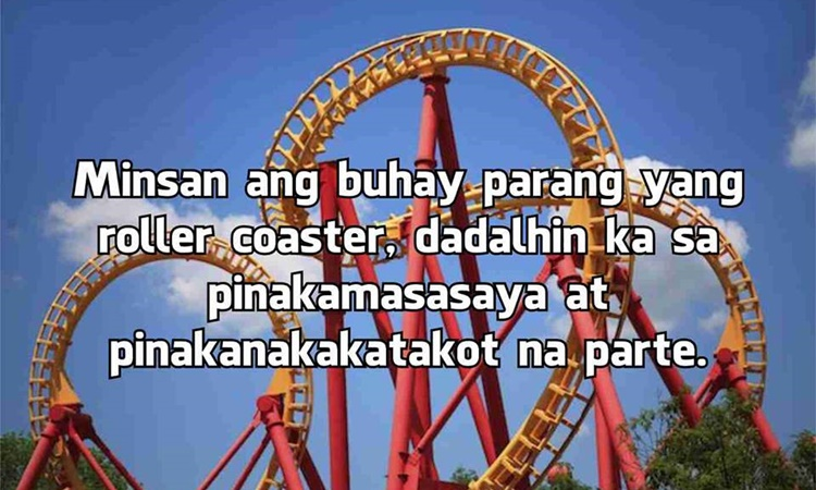 Hugot Lines About Life (Buhay)