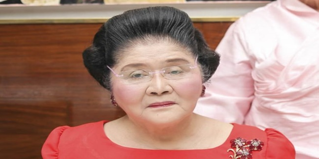 Imelda Marcos Guilty Graft