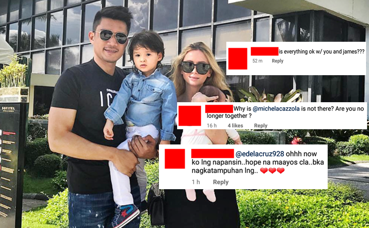 James Yap Relationship