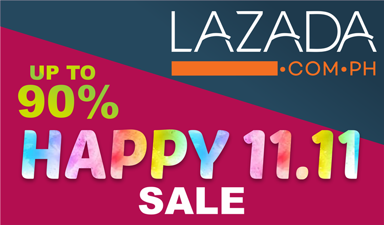Lazada 11.11 Vouchers: Enjoy Shopping With These Big Discounts