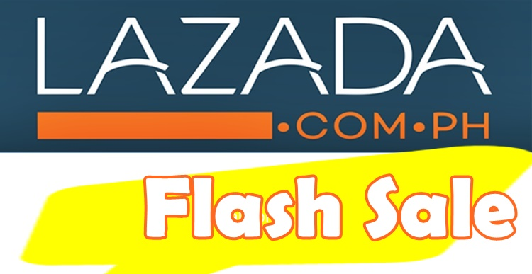 LAZADA: List Of Items Currently On Flash Sale With Big