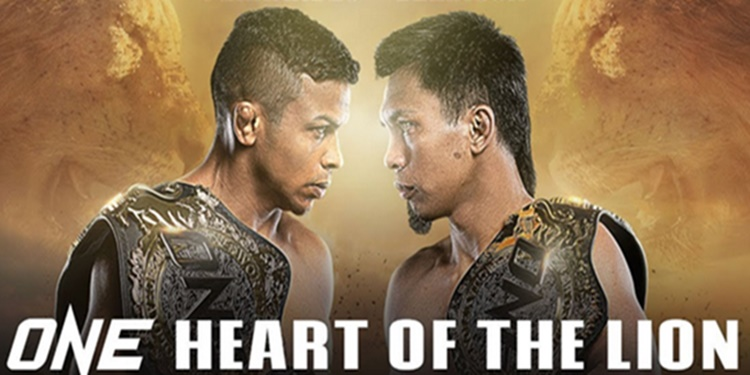 One Heart of a Lion Fernandes Vs Belingon