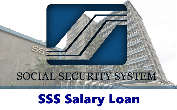 SSS Salary Loan Application