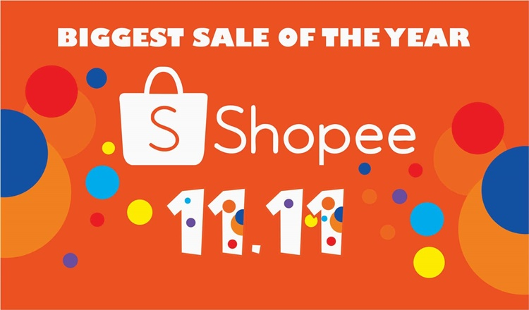 Shopee 11 11 Christmas Sale Officially Starts November