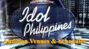Idol Philippines: Audition For Next Singing Sensation Schedules & Venues