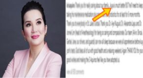 Kris Aquino Shares Update About Joshua Aquino's Medical Tests