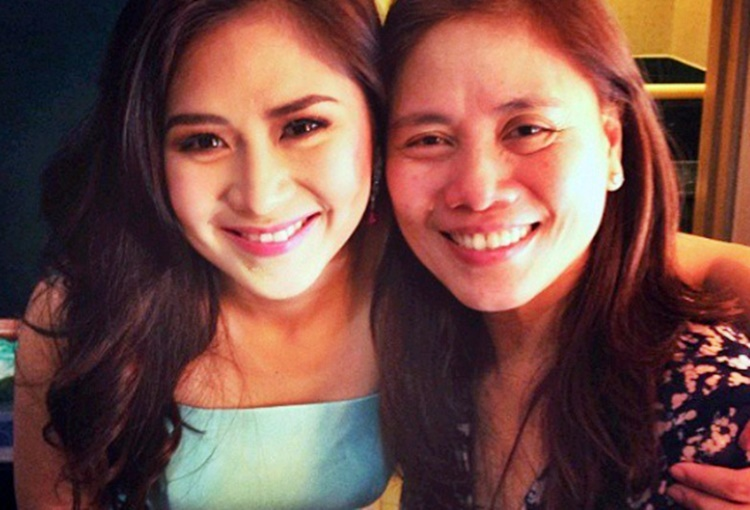 Mommy Divine and Sarah Geronimo