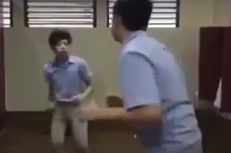 Other Bullying Videos of Ateneo Kid Bully Joaquin Montes Exposed