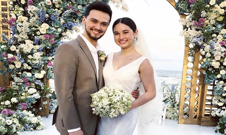 Billy Crawford and Coleen Garcia Wedding