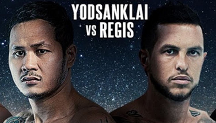 MMA Livestream Yodsanklai Fairtex Vs. Luis Regis In ONE Championship Bout