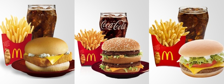 McDonalds Menu | Food On McDonald's Menu, Prices