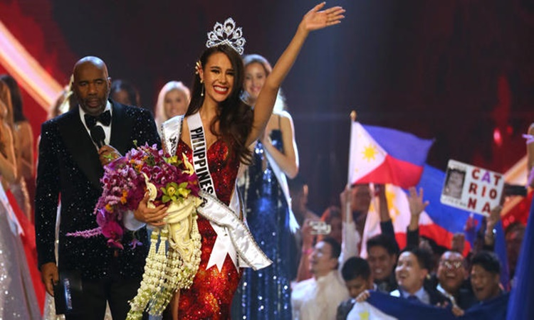 Miss Universe 2018 Catriona Gray 12