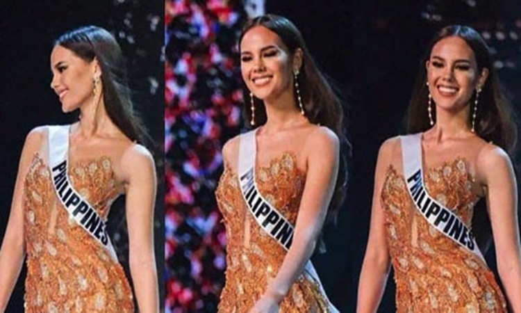 Miss Universe 2018 Catriona Gray 4
