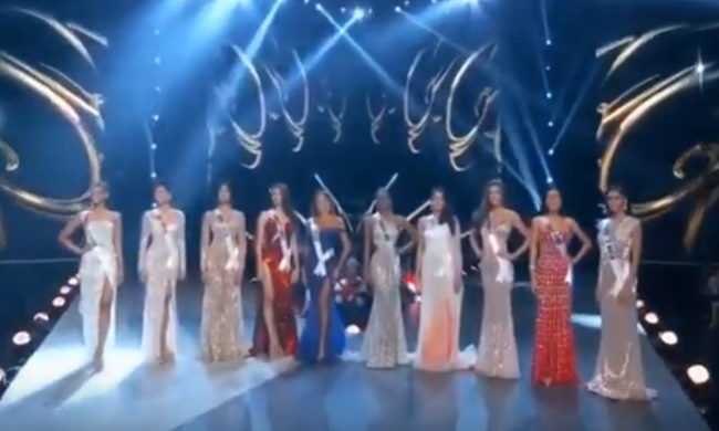 Miss Universe 2018 Top 5 Question & Answer