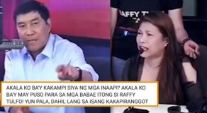 Mystica Slammed Raffy Tulfo Amid Feud Against Internet Personalities