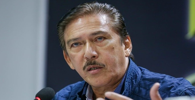 Tito Sotto on December 8 as Holiday