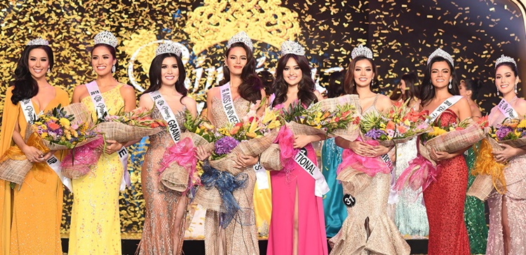 Miss Universe Philippines franchise