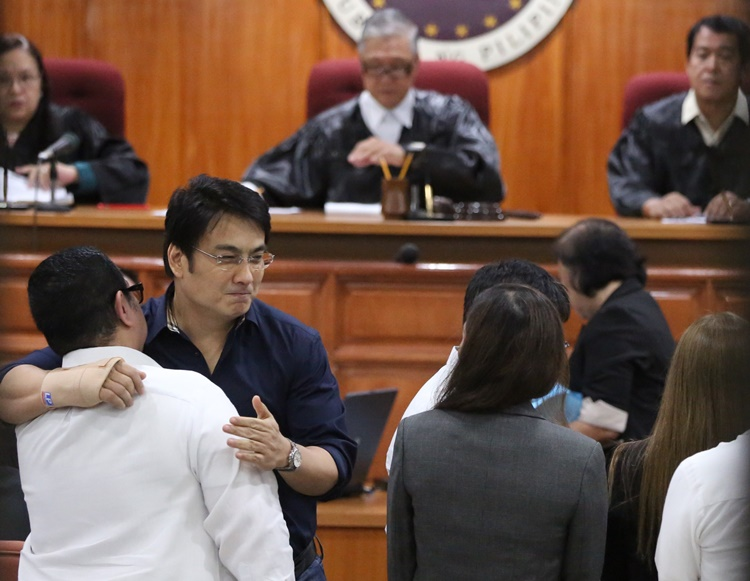 Sandiganbayan Judge