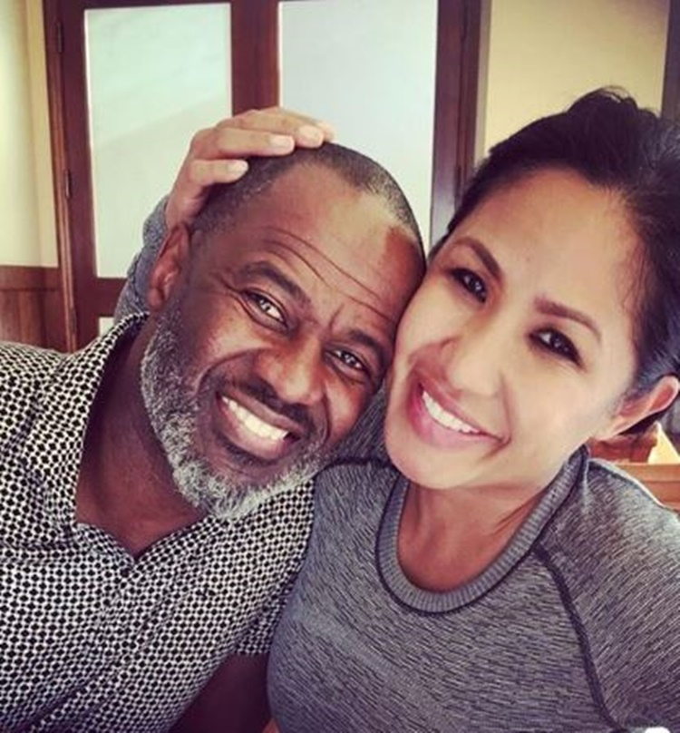 American Singer Brian McKnight Is Married To Gorgeous Pinay