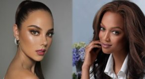 Catriona Gray Reacts To Tyra Banks' Tweet About Her