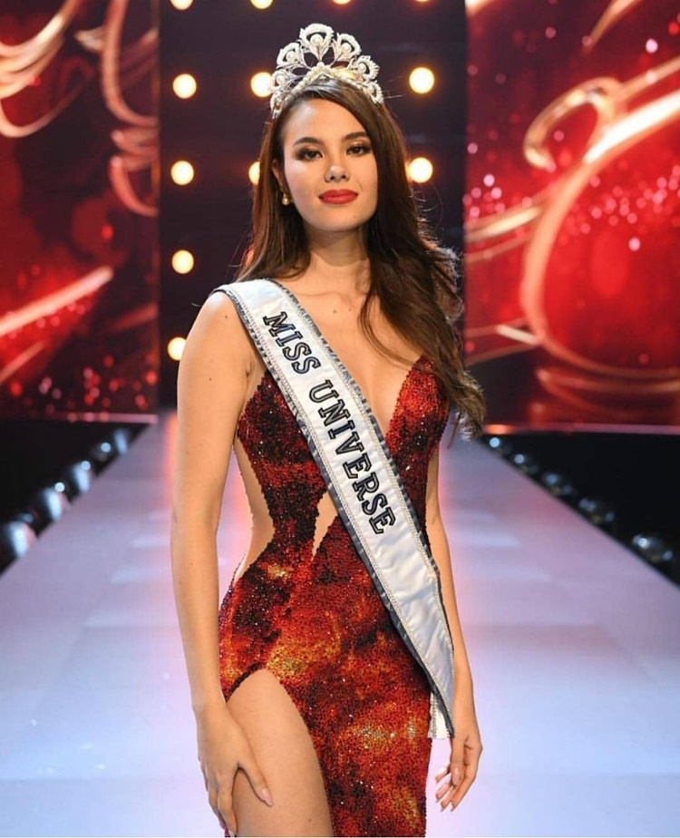 Catriona Gray Flawed Answer