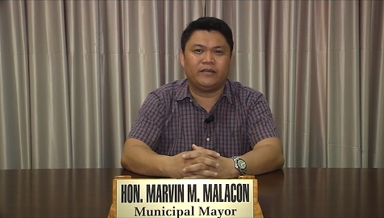 EB Magalona Mayor Marvin Malacon