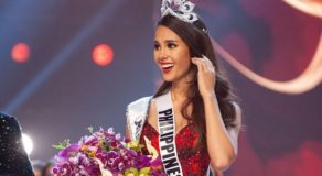 Miss Universe Catriona Gray Receives Funny Message From Cebuana Lhuillier