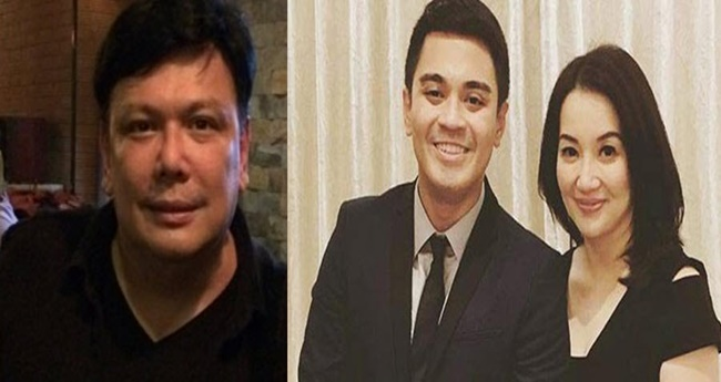 Abs-cbn Executive deo endrinal on kris and falcis