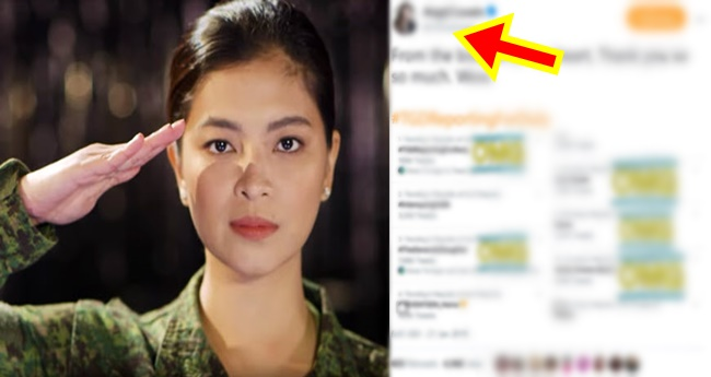 Angel Locsin the general's daughter 2