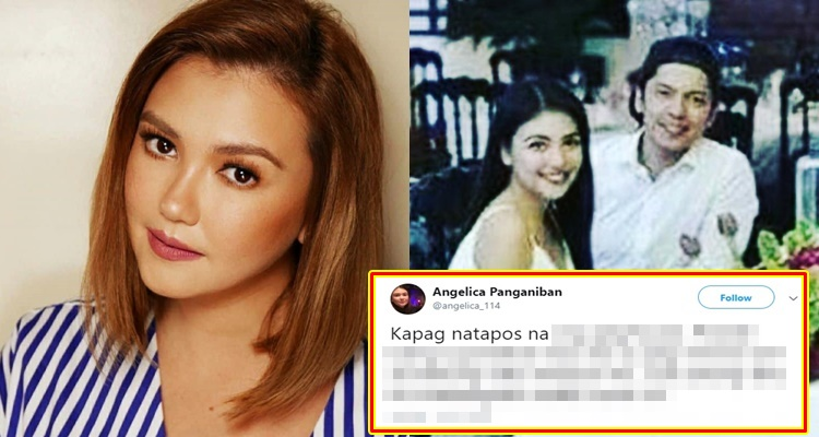 Angelica Panganiban Post