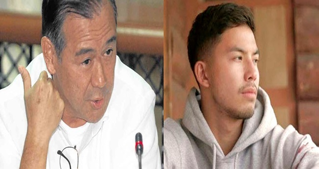 DFA Chief Teddy Locsin on Tony Labrusca
