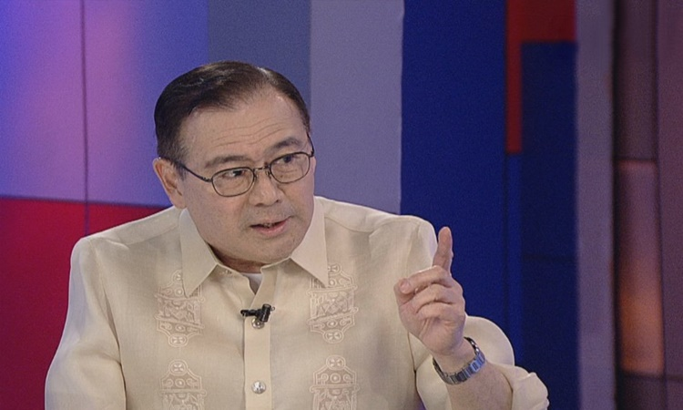 DFA Chief Teddy Locsin