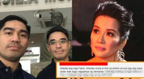 Kris Aquino To Face 2 Counts Of Grave Threats Complaint From Falcis Brothers