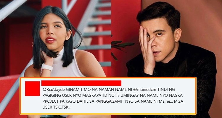 Maine Mendoza Reacts