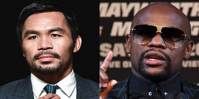 Pacquiao-Mayweather Rematch