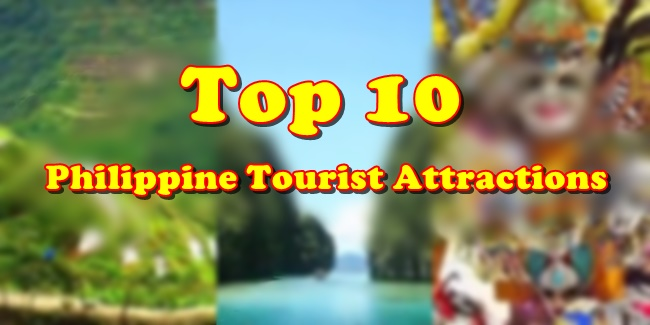 Philippine Tourist Attractions Top 10 Video