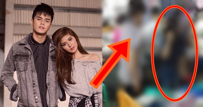 Ronnie Alonte and Loisa Andalio in taytay 6
