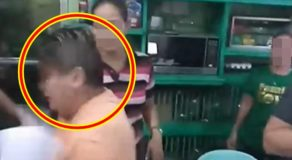 Woman Impersonating A Barangay Chairman In Sampaloc Arrested