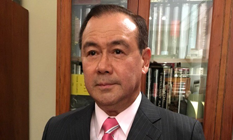 Teddy Boy Locsin