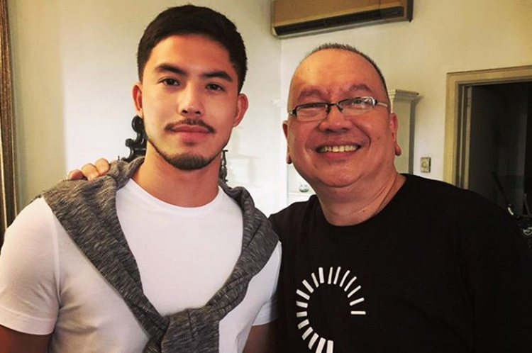 Tony Labrusca Working Visa