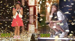 Fil-Am Angelica Hale Gets 2nd Golden Buzzer In America's Got Talent