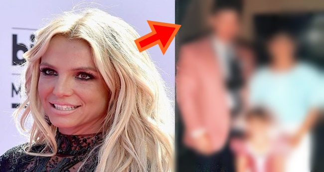 britney spears on father's illness